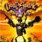 Portada oficial de de DeathSpank: Thongs of Virtue PSN para PS3