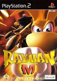 Portada oficial de Rayman Arena para PS2