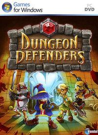 Portada oficial de Dungeon Defenders para PC