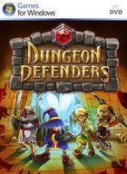 Portada oficial de de Dungeon Defenders para PC