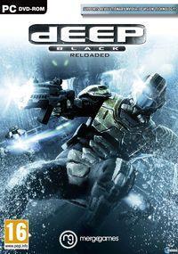 Portada oficial de Deep Black: Reloaded para PC