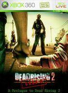 Portada oficial de de Dead Rising 2: Case Zero XBLA para Xbox 360