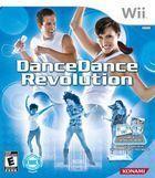 Portada oficial de de Dance Dance Revolution Wii para Wii