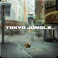 Portada oficial de Tokyo Jungle PSN para PS3