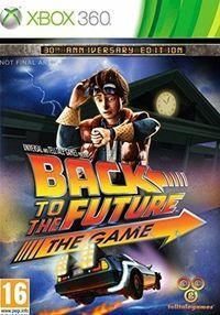 Portada oficial de Back to the Future: The Game - 30th Anniversary Edition para Xbox 360