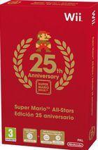 Portada oficial de de Super Mario All-Stars Edición 25 aniversario para Wii