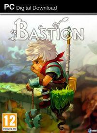 Portada oficial de Bastion para PC