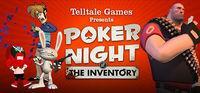 Portada oficial de Poker Night at The Inventory para PC