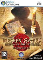 Portada oficial de de Broken Sword: Shadow of the Templars Director's Cut para PC