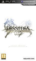 Portada oficial de de DISSIDIA 012 [duodecim] FINAL FANTASY para PSP