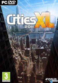 Portada oficial de Cities XL 2011 para PC