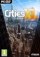 Portada oficial de de Cities XL 2011 para PC