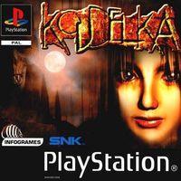 Portada oficial de Koudelka para PS One