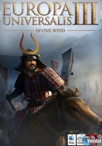 Portada oficial de Europa Universalis III: Divine Wind para PC