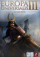 Portada oficial de de Europa Universalis III: Divine Wind para PC