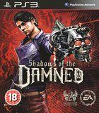 Portada oficial de de Shadows of the DAMNED para PS3