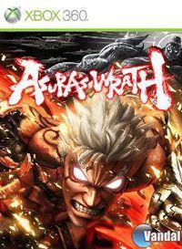 Portada oficial de Asura's Wrath para Xbox 360