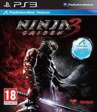 Portada oficial de de Ninja Gaiden 3 para PS3