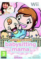 Portada oficial de de Cooking Mama World: Babysitting Mama para Wii