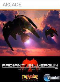 Portada oficial de Radiant Silvergun XBLA para Xbox 360