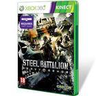Portada oficial de de Steel Battalion: Heavy Armor para Xbox 360