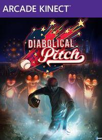 Portada oficial de Diabolical Pitch XBLA para Xbox 360