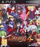 Portada oficial de de Disgaea 4 para PS3