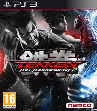 Portada oficial de Tekken Tag Tournament 2 para PS3