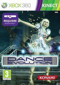Portada oficial de DanceEvolution para Xbox 360