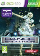 Portada oficial de de DanceEvolution para Xbox 360