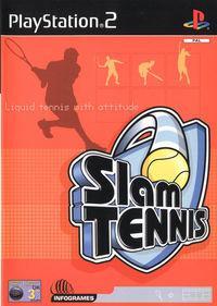 Portada oficial de Slam Tennis para PS2