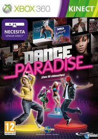Portada oficial de Dance Paradise para Xbox 360