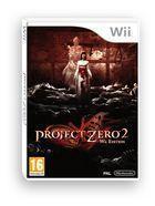 Portada oficial de de Project Zero 2: Wii Edition para Wii