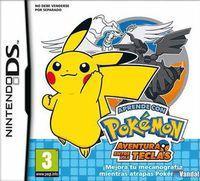 Portada oficial de Aprende con Pokémon: aventura entre las teclas para NDS