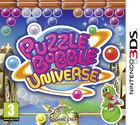 Portada oficial de de Puzzle Bobble Universe para Nintendo 3DS