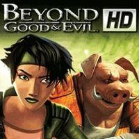 Portada oficial de Beyond Good & Evil HD PSN para PS3