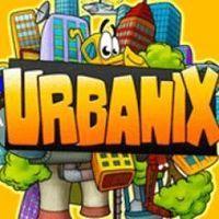 Portada oficial de Urbanix Mini para PSP