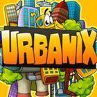Portada oficial de de Urbanix Mini para PSP