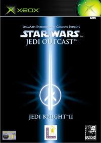 Portada oficial de Jedi Knight: Outcast para Xbox