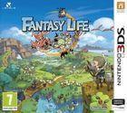 Portada oficial de de Fantasy Life para Nintendo 3DS