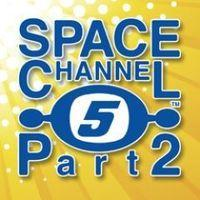 Portada oficial de Space Channel 5 Part 2 PSN para PS3