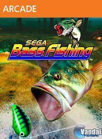 Portada oficial de Sega Bass Fishing XBLA para Xbox 360