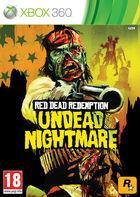Portada oficial de de Red Dead Redemption: Undead Nightmare para Xbox 360