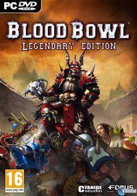 Portada oficial de Blood Bowl: Legendary Edition para PC
