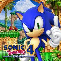 Portada oficial de Sonic the Hedgehog 4 para iPhone