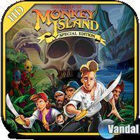 Portada oficial de The Secret of Monkey Island para iPhone