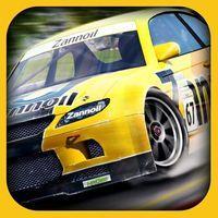 Portada oficial de Real Racing para iPhone
