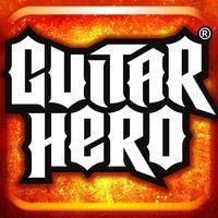 Portada oficial de Guitar Hero para iPhone