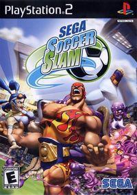 Portada oficial de Soccer Slam para PS2