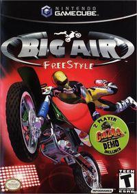 Portada oficial de Big Air Freestyle para GameCube